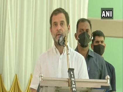 Basic issues of people concerning COVID-19 have not solved, says Rahul | Basic issues of people concerning COVID-19 have not solved, says Rahul