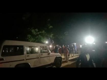 Cops attacked by mob in Odisha's Mayurbhanj   Cops attacked by mob in Odisha's Mayurbhanj