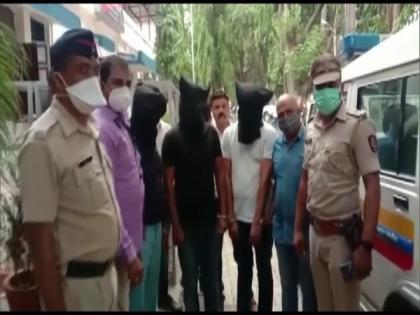 3 doctors held in Pune for charging Rs 1 lakh for ventilator bed   3 doctors held in Pune for charging Rs 1 lakh for ventilator bed