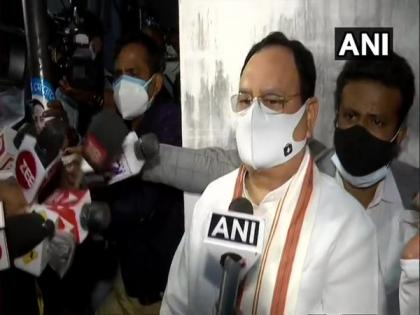 This much intolerance is unprecedented in India: Nadda on Bengal violence | This much intolerance is unprecedented in India: Nadda on Bengal violence