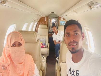 IPL 2021: Shakib Al Hasan, Mustafizur Rahman arrive in Bangladesh   IPL 2021: Shakib Al Hasan, Mustafizur Rahman arrive in Bangladesh