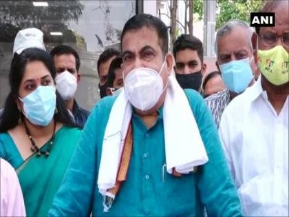 COVID-19: Centre ramps us Remdesivir production, to be available at govt's price, says Gadkari | COVID-19: Centre ramps us Remdesivir production, to be available at govt's price, says Gadkari