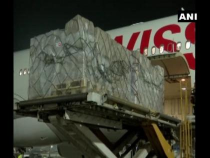 COVID-19: Flights carrying medical supplies from Switzerland, Netherlands land in India | COVID-19: Flights carrying medical supplies from Switzerland, Netherlands land in India