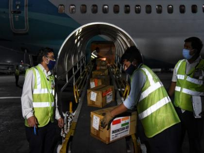 COVID-19: India receives 200 oxygen concentrators from Indonesia | COVID-19: India receives 200 oxygen concentrators from Indonesia
