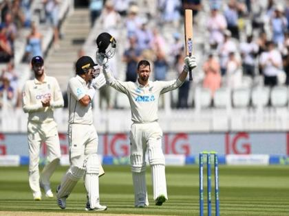 Eng vs NZ, 1st Test: Root, Burns hold fort for hosts after Conway's double ton   Eng vs NZ, 1st Test: Root, Burns hold fort for hosts after Conway's double ton