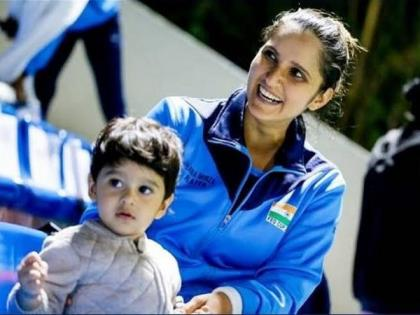 Being a mother and professional athlete is challenging but extremely gratifying: Sania Mirza   Being a mother and professional athlete is challenging but extremely gratifying: Sania Mirza