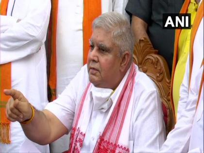 Anti-defection law as much applicable in Bengal as in other states: Governor Jagdeep Dhankhar   Anti-defection law as much applicable in Bengal as in other states: Governor Jagdeep Dhankhar