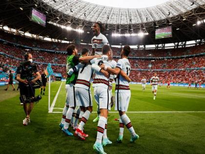 Euro 2020: Ronaldo's historic brace powers Portugal to 3-0 win against Hungary   Euro 2020: Ronaldo's historic brace powers Portugal to 3-0 win against Hungary
