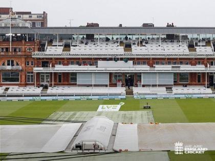 Eng vs NZ, 1st Test: Rain plays spoilsport, day three abandoned   Eng vs NZ, 1st Test: Rain plays spoilsport, day three abandoned