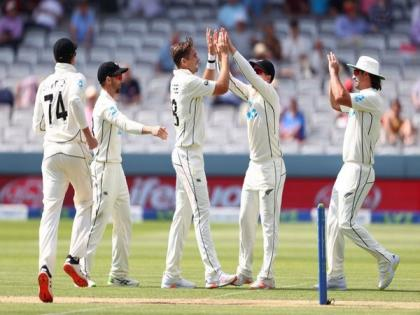 Eng vs NZ, 1st Test: Southee scalps six as visitors extend lead to 165 after Burns show   Eng vs NZ, 1st Test: Southee scalps six as visitors extend lead to 165 after Burns show