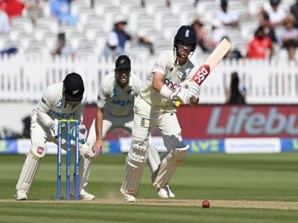 Burns' ton ensured England not totally out of first Test: VVS Laxman | Burns' ton ensured England not totally out of first Test: VVS Laxman
