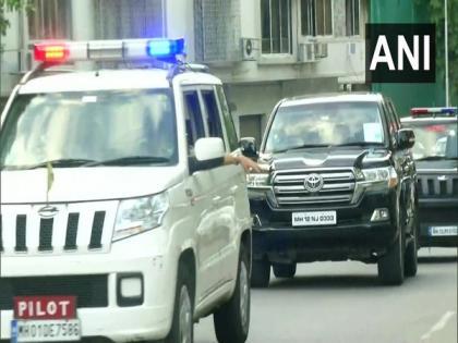 Sharad Pawar meets Maharashtra CM ahead of Thackeray-PM Modi meeting   Sharad Pawar meets Maharashtra CM ahead of Thackeray-PM Modi meeting