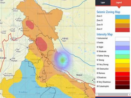Earthquake of magnitude 3.7 hits Uttarakhand's Pithoragarh   Earthquake of magnitude 3.7 hits Uttarakhand's Pithoragarh