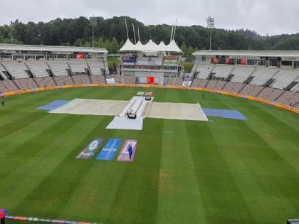WTC final: Rain plays spoilsport, Vaughan says weather is saving India | WTC final: Rain plays spoilsport, Vaughan says weather is saving India