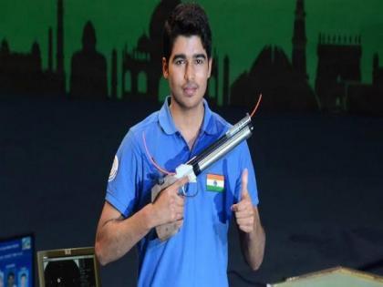 ISSF World Cup: Saurabh Chaudhary clinches bronze medal | ISSF World Cup: Saurabh Chaudhary clinches bronze medal
