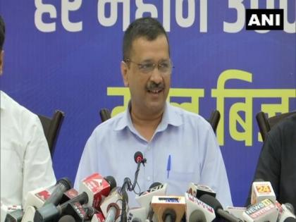Kejriwal promises 300 units of free electricity if AAP voted to power in Uttarakhand   Kejriwal promises 300 units of free electricity if AAP voted to power in Uttarakhand