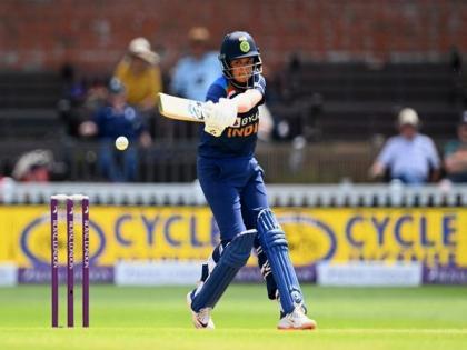 Shafali, Harmanpreet guide India to 148/4 against England in 2nd T20I | Shafali, Harmanpreet guide India to 148/4 against England in 2nd T20I
