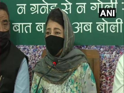Witch-hunting, criminalisation of dissent taking country back, says Mehbooba Mufti   Witch-hunting, criminalisation of dissent taking country back, says Mehbooba Mufti