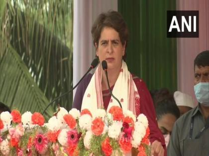 Centre increased oxygen exports by 700 pc during COVID: Priyanka Gandhi   Centre increased oxygen exports by 700 pc during COVID: Priyanka Gandhi