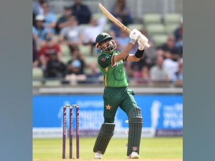 Pak skipper Babar Azam registers his highest ODI score   Pak skipper Babar Azam registers his highest ODI score