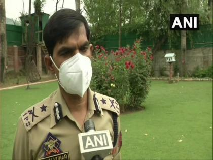 78 terrorists neutralised by security forces so far this year: IGP Kashmir   78 terrorists neutralised by security forces so far this year: IGP Kashmir