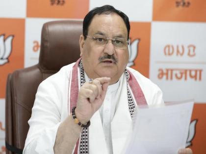 BJP president JP Nadda to visit Goa on July 23-24   BJP president JP Nadda to visit Goa on July 23-24