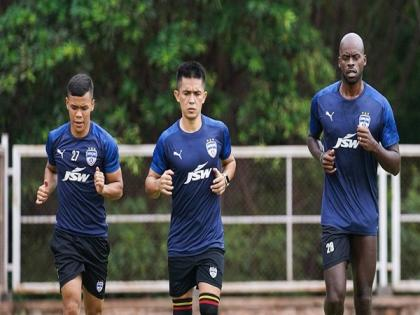 AFC Cup: Bengaluru FC return to training for clash against Eagles FC | AFC Cup: Bengaluru FC return to training for clash against Eagles FC