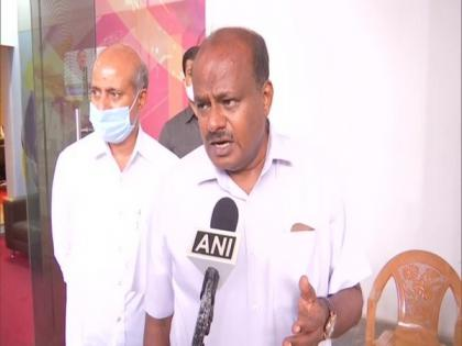 HD Kumaraswamy says, Pegasus issue is not a new incident, happened even several years back   HD Kumaraswamy says, Pegasus issue is not a new incident, happened even several years back