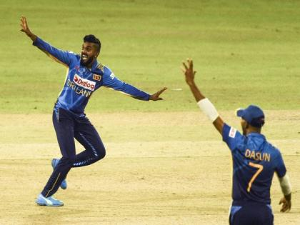 Sri Lanka fined for slow over-rate in second ODI against India   Sri Lanka fined for slow over-rate in second ODI against India