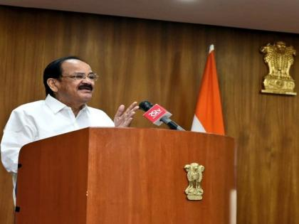 Universities should become thought leaders in finding solutions to global challenges: VP Naidu | Universities should become thought leaders in finding solutions to global challenges: VP Naidu