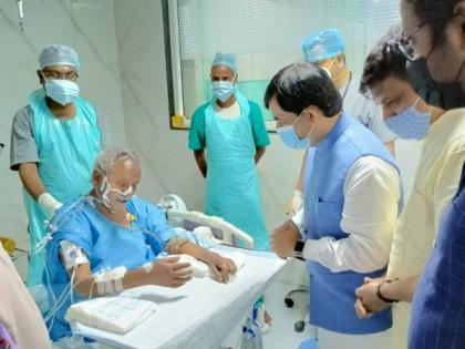 Former UP CM Kalyan Singh critical, put on life support system   Former UP CM Kalyan Singh critical, put on life support system