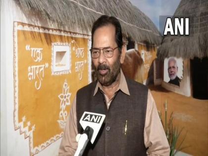 Don't make Parliament fish market, says Naqvi on Derek's papri chaat remark | Don't make Parliament fish market, says Naqvi on Derek's papri chaat remark