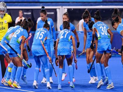 Tokyo Olympics: India women's hockey team defeat South Africa, stay in contention for QF berth | Tokyo Olympics: India women's hockey team defeat South Africa, stay in contention for QF berth