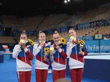 Tokyo Olympics: ROC breaks US dominance, clinches team gold in artistic gymnastics | Tokyo Olympics: ROC breaks US dominance, clinches team gold in artistic gymnastics