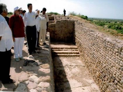 PM Modi 'absolutely delighted' by Dholavira's inclusion in UNESCO's World Heritage Sites   PM Modi 'absolutely delighted' by Dholavira's inclusion in UNESCO's World Heritage Sites