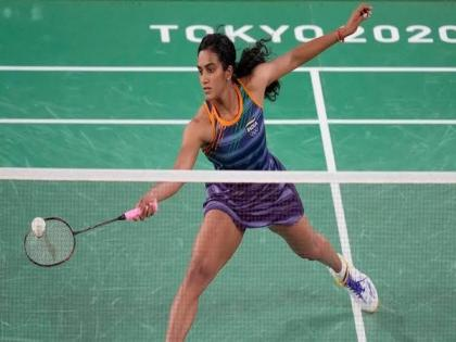 India is proud of your achievements: Rijiju hails PV Sindhu   India is proud of your achievements: Rijiju hails PV Sindhu