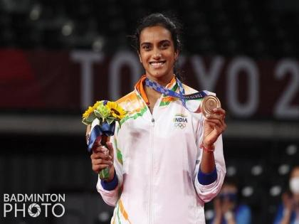 Tokyo Olympics: Was literally blank when I won final point in bronze medal match, says Sindhu | Tokyo Olympics: Was literally blank when I won final point in bronze medal match, says Sindhu