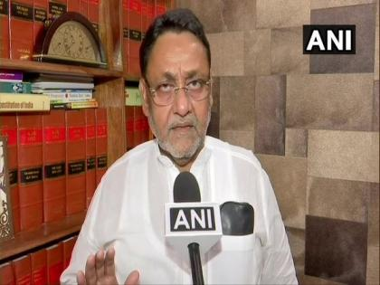 NCP MLAs to meet on Tuesday to discuss political situation: Nawab Malik | NCP MLAs to meet on Tuesday to discuss political situation: Nawab Malik