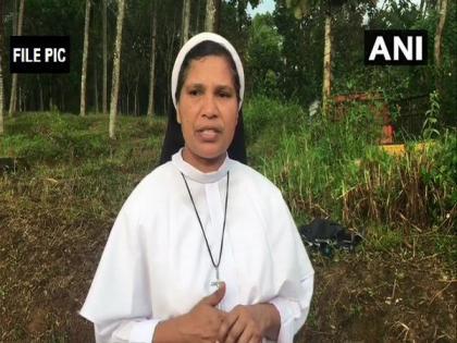 Kerala HC dismiss Sister Lucy Kalappura's plea seeking police protection | Kerala HC dismiss Sister Lucy Kalappura's plea seeking police protection