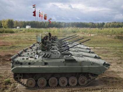 Indian Army conducts combat free fall, special heliborne operations in multi-national military exercise 'ZAPAD 2021' in Russia | Indian Army conducts combat free fall, special heliborne operations in multi-national military exercise 'ZAPAD 2021' in Russia