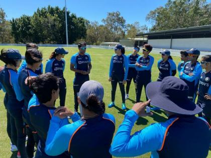 AUS W v IND W: Visitors start training ahead of multi-format series | AUS W v IND W: Visitors start training ahead of multi-format series