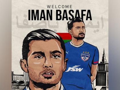 ISL 8: Bengaluru FC rope in Iranian midfielder Iman Basafa   ISL 8: Bengaluru FC rope in Iranian midfielder Iman Basafa