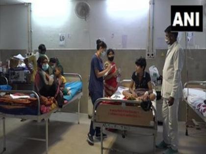 Several districts in UP see spike in dengue cases   Several districts in UP see spike in dengue cases
