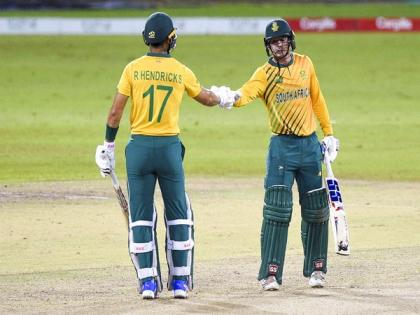 Dominant South Africa clean sweep Sri Lanka 3-0 in T20I series | Dominant South Africa clean sweep Sri Lanka 3-0 in T20I series