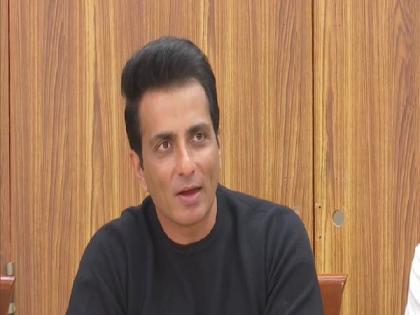 Income Tax conducts survey at Sonu Sood's premises in Mumbai | Income Tax conducts survey at Sonu Sood's premises in Mumbai