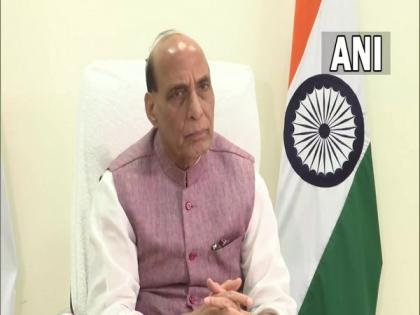 Indo-US cooperation to boost economic dynamism, says Rajnath Singh | Indo-US cooperation to boost economic dynamism, says Rajnath Singh