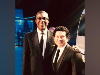 Your voice will be missed by millions across the globe: Tendulkar to Michael Holding   Your voice will be missed by millions across the globe: Tendulkar to Michael Holding