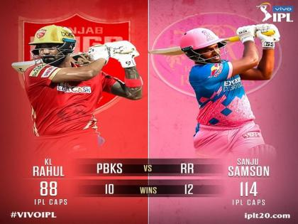 IPL 2021: Punjab Kings win toss, opt to bowl against RR | IPL 2021: Punjab Kings win toss, opt to bowl against RR