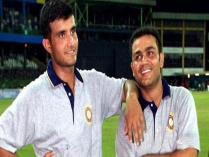 Sourav Ganguly turns 49, Sehwag, Laxman lead wishes for BCCI President   Sourav Ganguly turns 49, Sehwag, Laxman lead wishes for BCCI President
