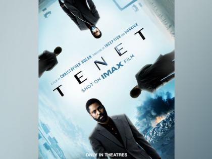 Christopher Nolan's 'Tenet' approved for theatrical release in China | Christopher Nolan's 'Tenet' approved for theatrical release in China